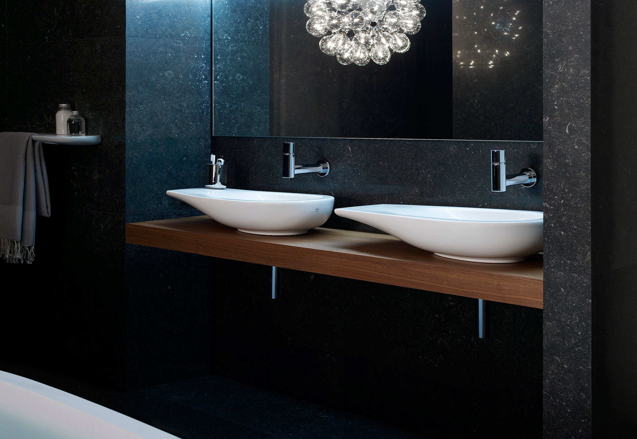 Bagno Design Nigeria Il Bagno Alessi One Single Washbasin By Laufen Stylepark