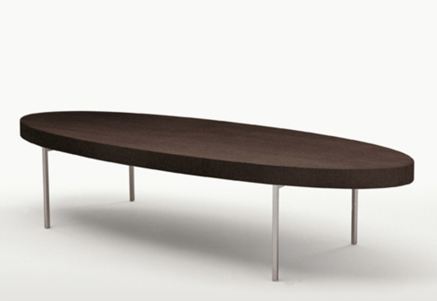 Couchtisch 1m Ebe Coffee Table Oval By Maxalto Stylepark