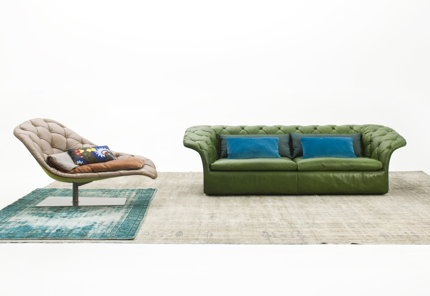 Sofa Fabric Protection Bohemian Sofa By Moroso | Stylepark
