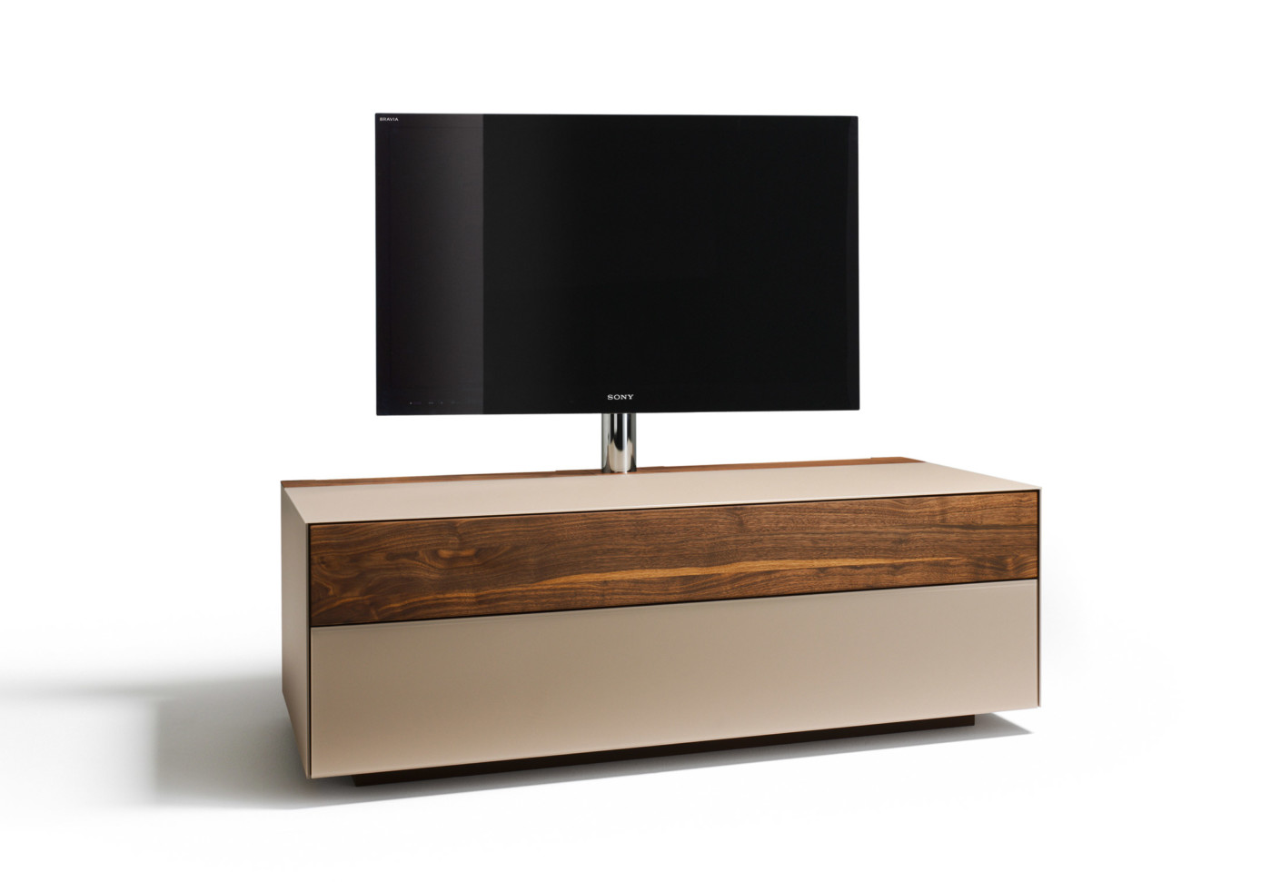 Fernsehmöbel Versenkbar Cubus Pure Home Entertainment Von Team 7 Stylepark