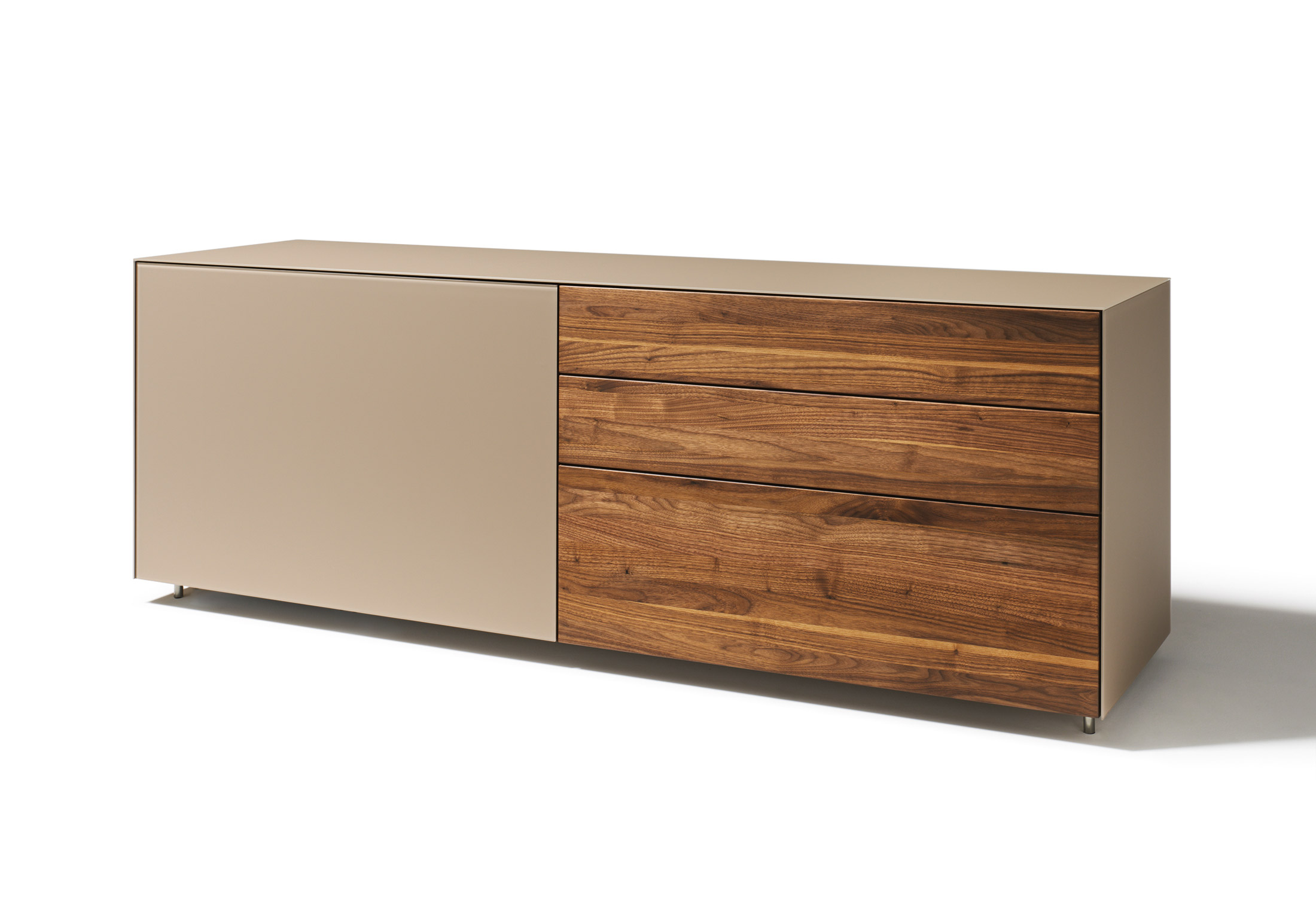 Team 7 Cubus Cubus Pure Sideboard 2 Elements By Team 7 Stylepark