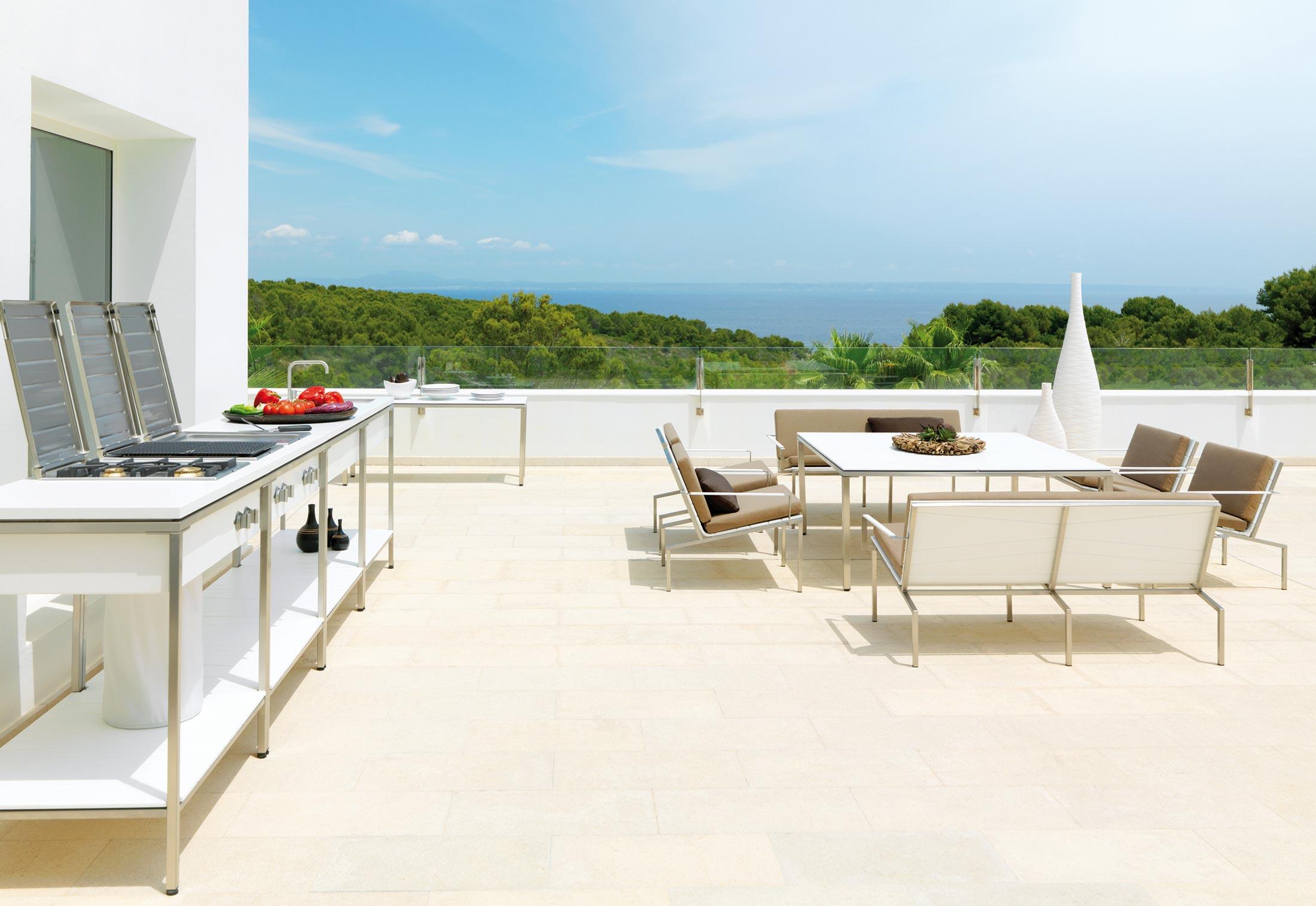Outdoor Küche Viteo : Outdoor küche viteo viteo outdoors corporate design exergian