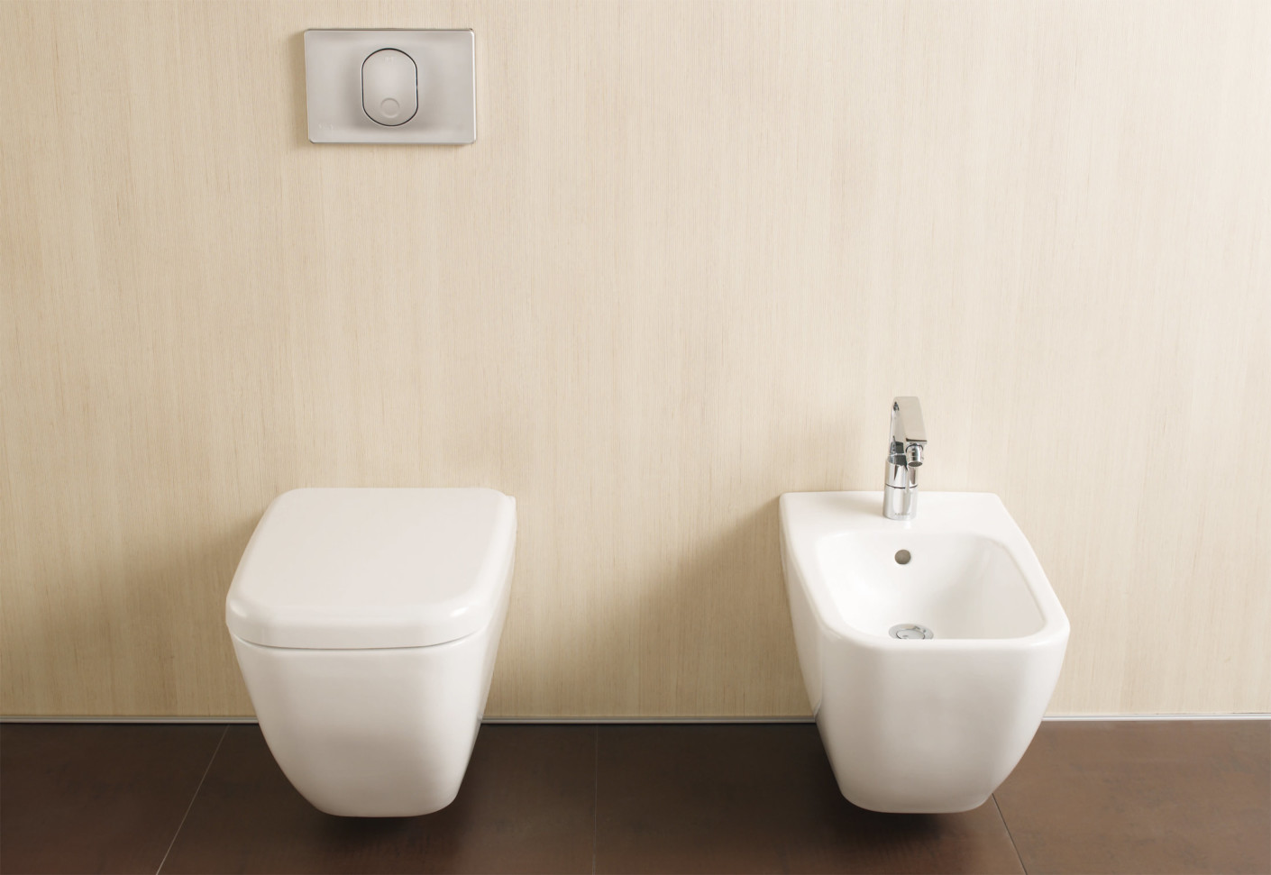 De Toilette Shift Bidet Und Toilette By Vitra Bathroom | Stylepark