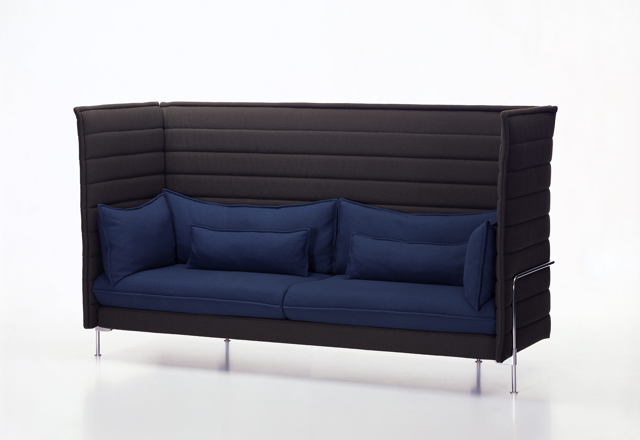 Alcove Highback Sofa Bouroullec Alcove Highback Sofa Review Home Co
