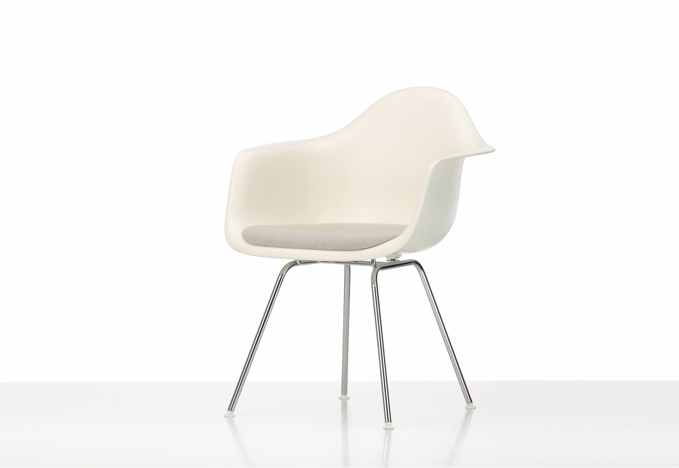 Stuhl Charles Eames Style Eames Plastic Armchair Dax Von Vitra | Stylepark