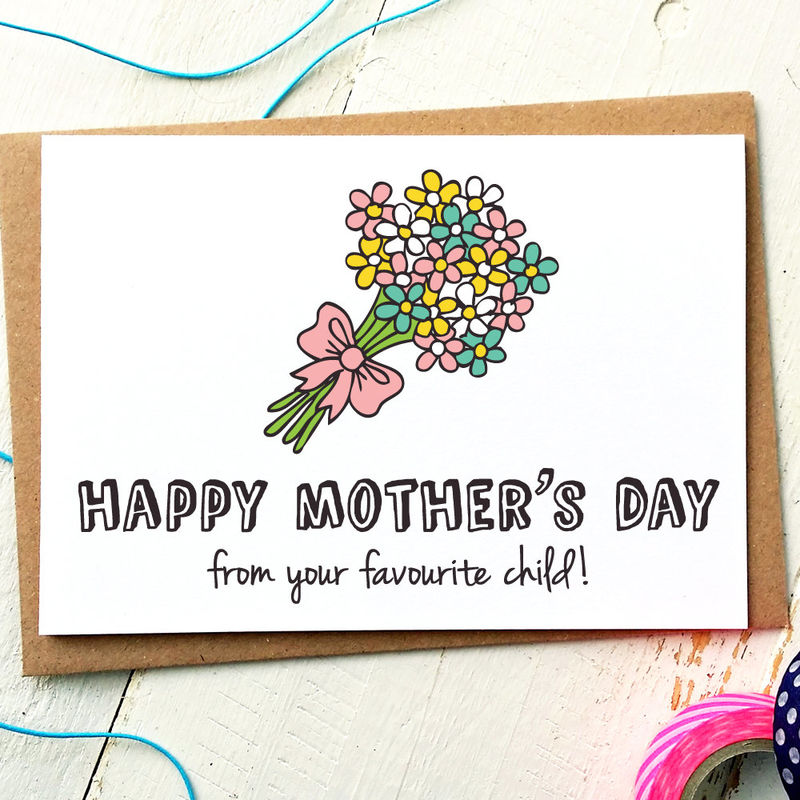 Mothers Day Card - Funny Mothers Day Card - Happy Mothers Day - Mum - mother s day cards