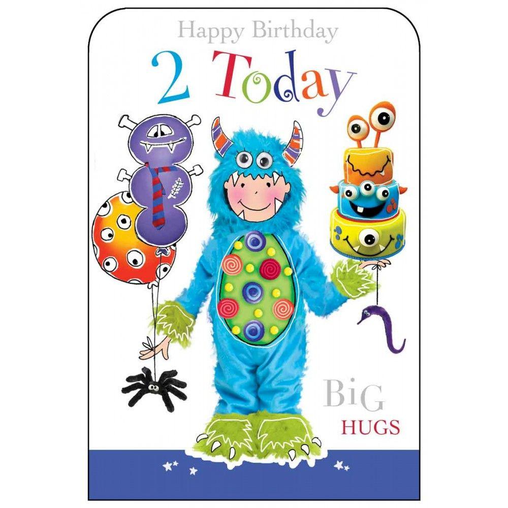 Dining Buy Boys 2nd Birthday Card Online Monster Monsters Cake Age Two Birthday Cards Massive Happy Birthday Boyfriend Gif Futurescopesromantic Ideas88850 Romantic Birthday Text Messages Your Boyfrien gifts Happy Birthday Boy