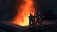 King Nebuchadnezzar Fiery Furnace - Facias