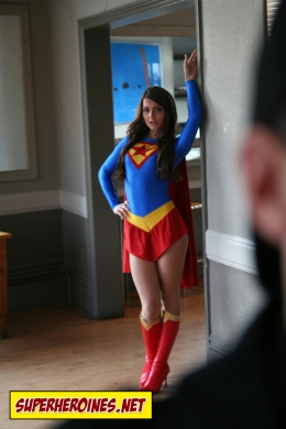 supergirl fuck in ass