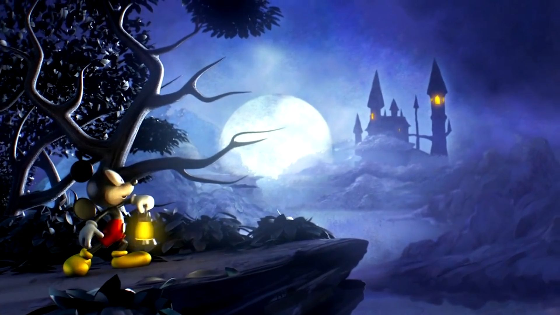 Fall Scene Wallpaper For Iphone Castle Of Illusion Starring Mickey Mouse Trailer D