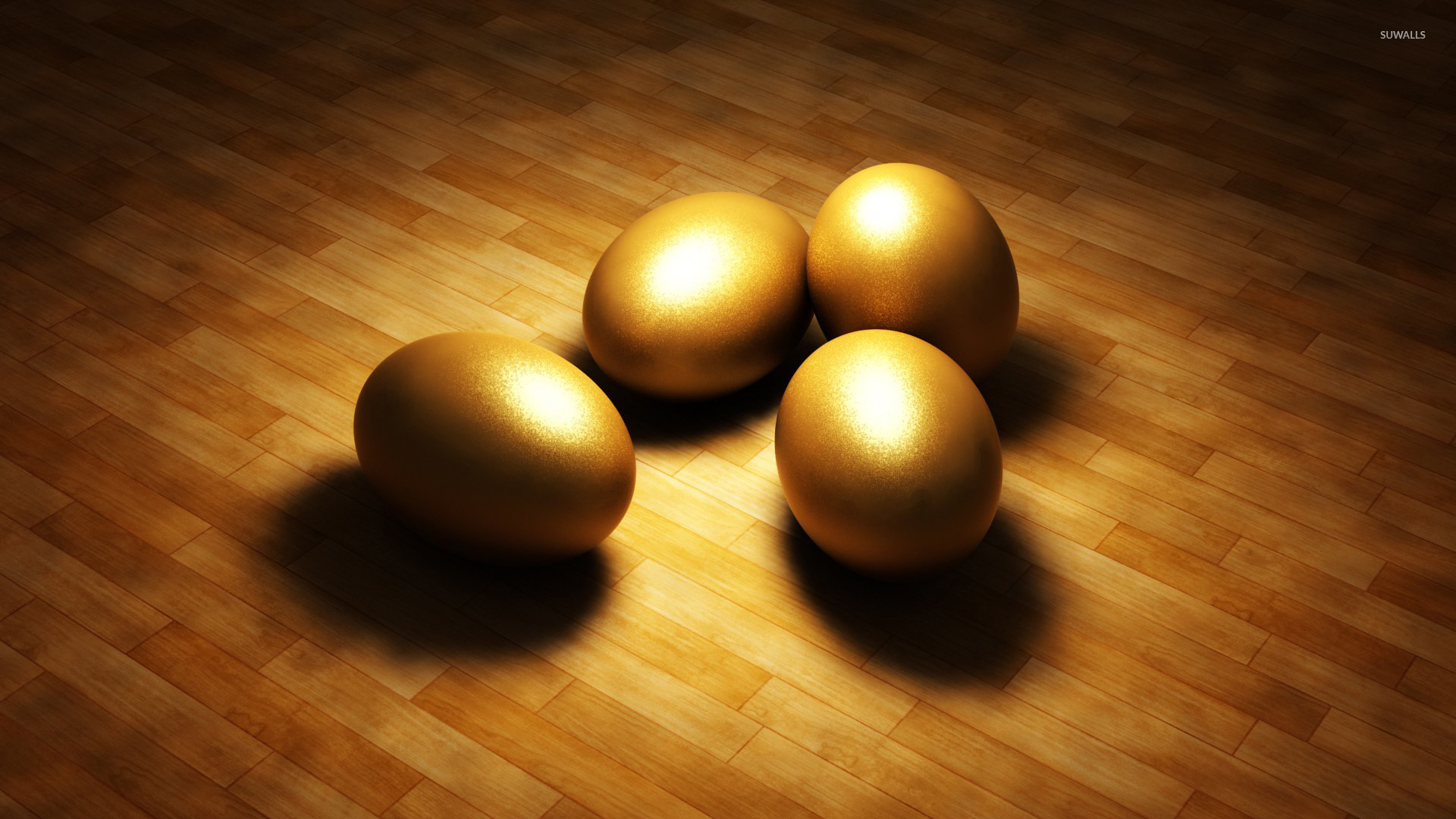 Happy Easter Wallpaper Quotes Golden Eggs Wallpaper 3d Wallpapers 22586