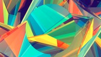 Colorful shapes [4] wallpaper - Abstract wallpapers - #41208