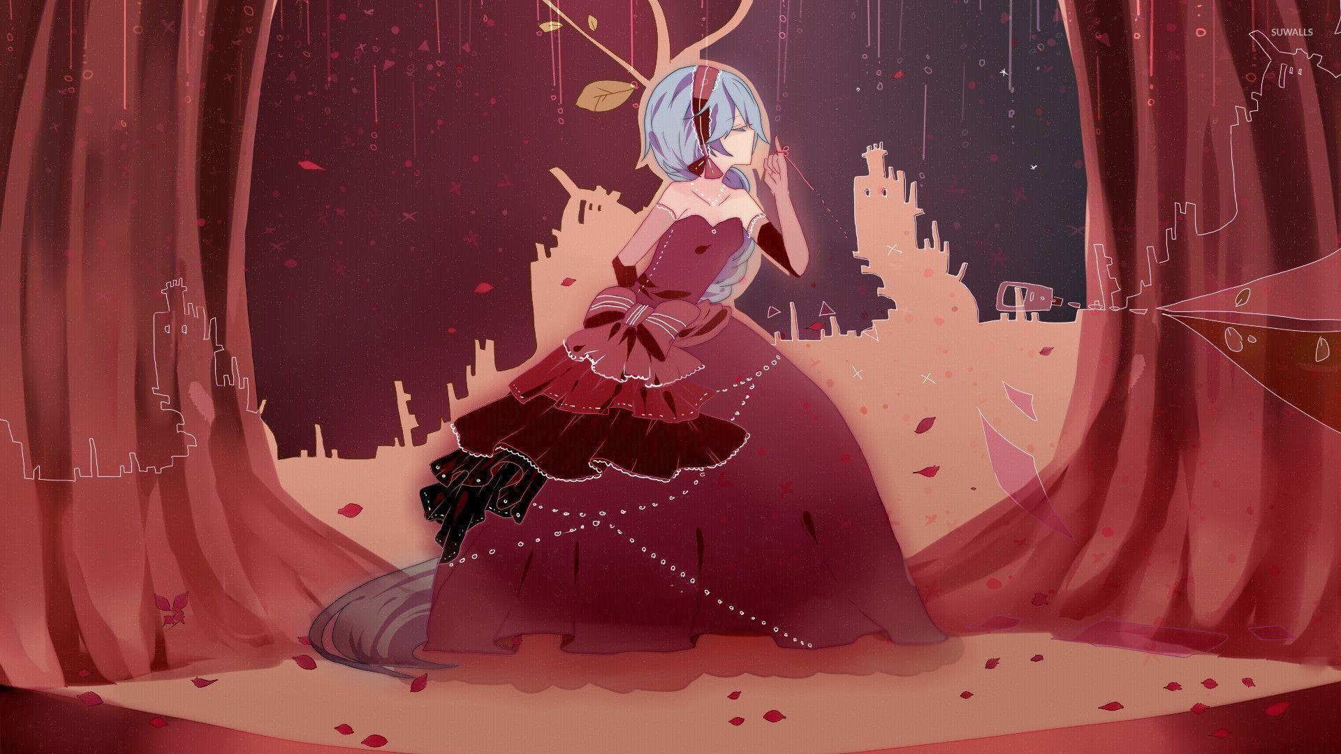 Pretty Girl Wallpapers Hd Anime Princess Wallpaper Anime Wallpapers 26528