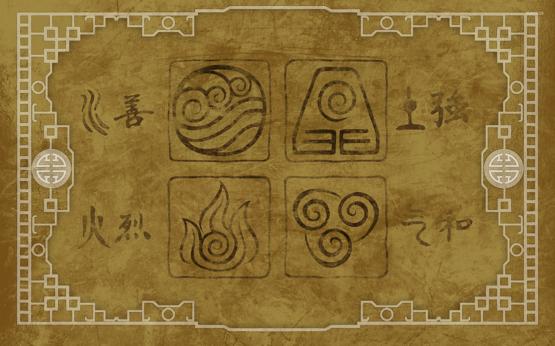 Avatar Aang Wallpaper Hd Avatars From Avatar The Last Airbender Wallpaper Anime