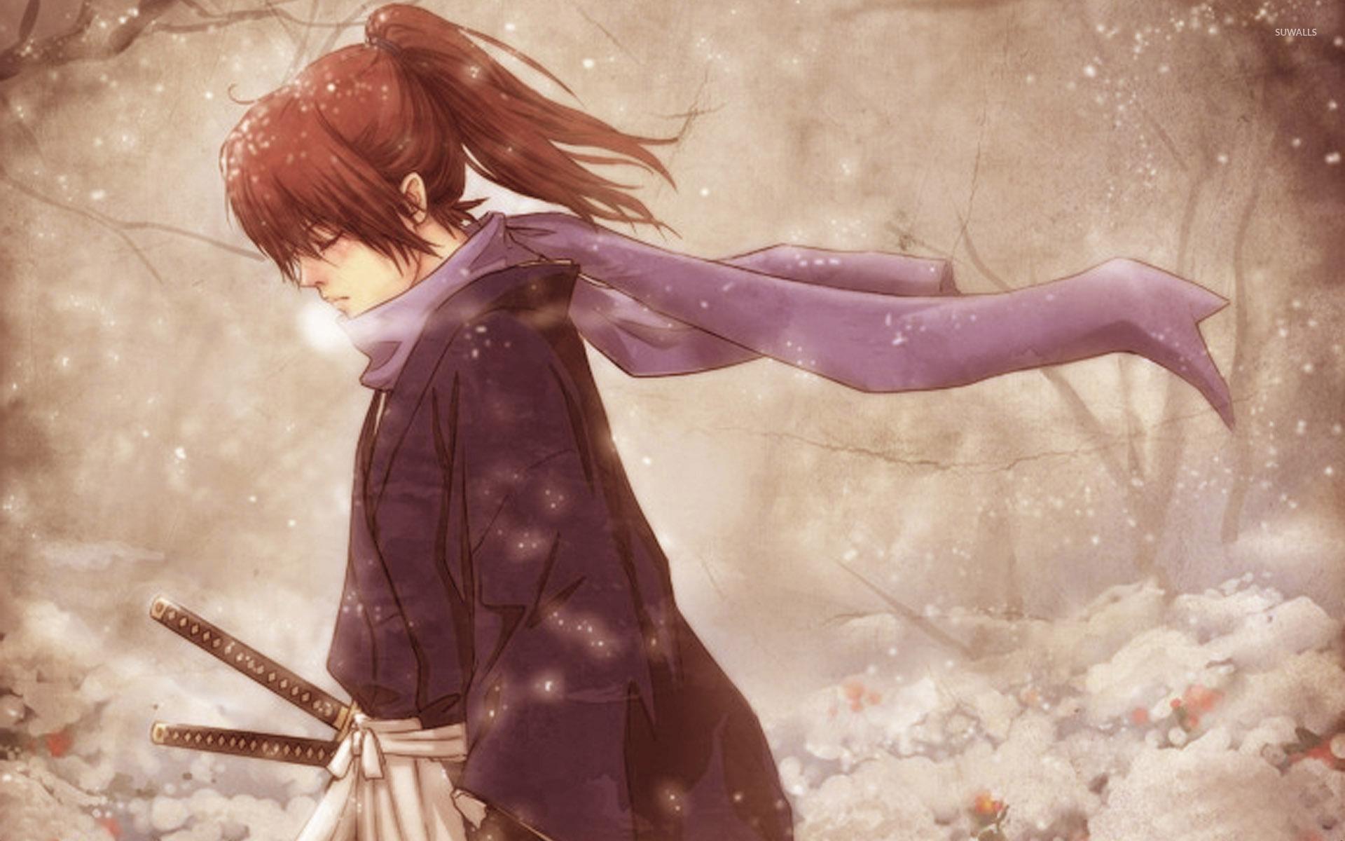 Dream Quotes Wallpaper 1080p Himura Samurai X Wallpaper Anime Wallpapers 28173