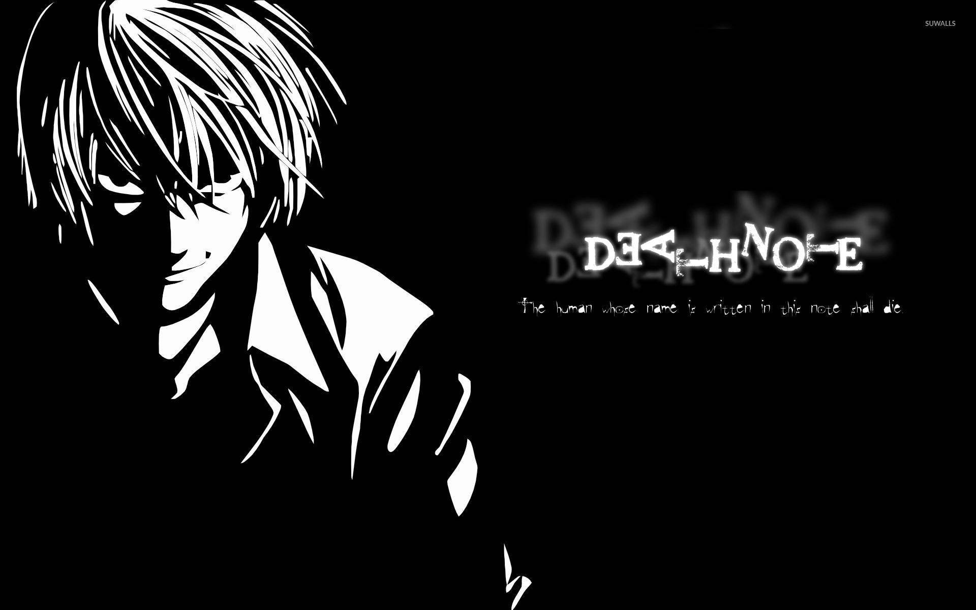 Death Note Libro Light Death Note 4 Wallpaper Anime Wallpapers 13754