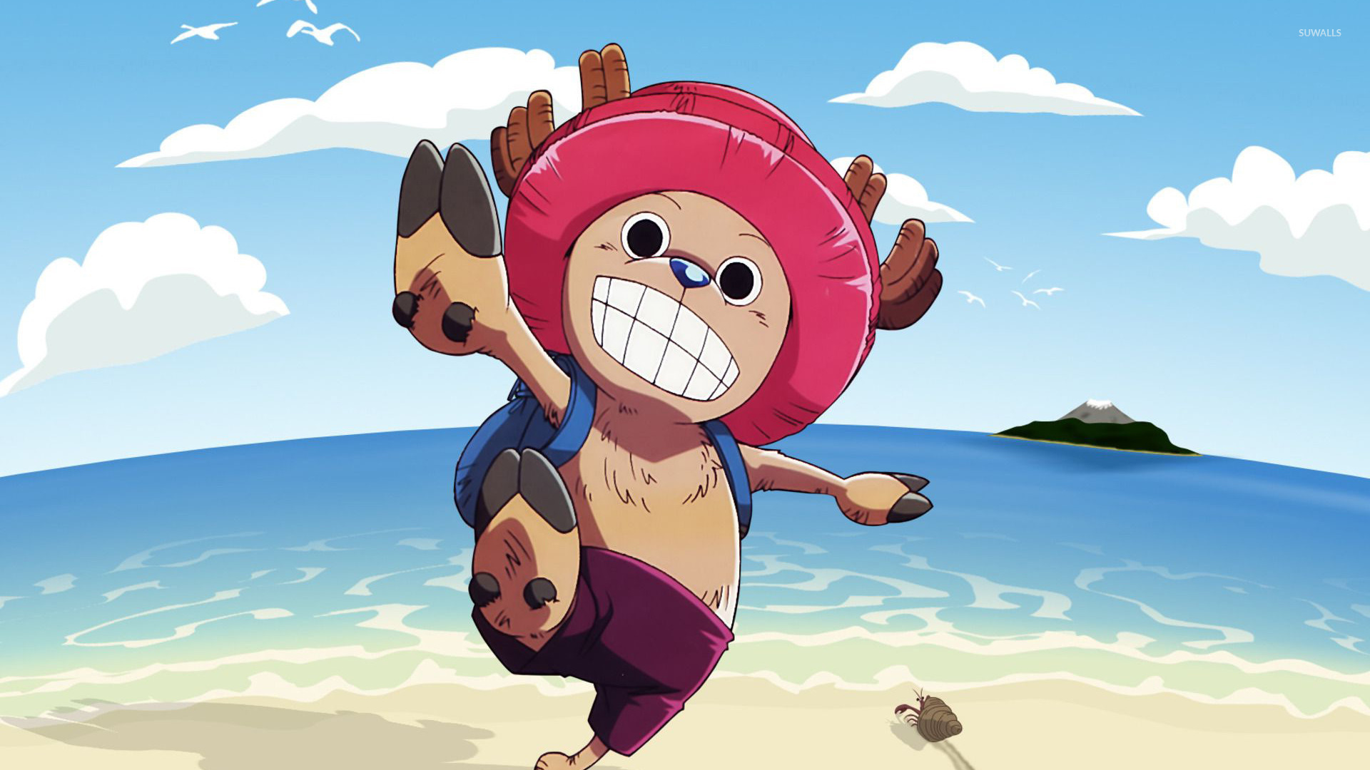 Naruto Quotes Wallpaper Hd Tony Tony Chopper One Piece Wallpaper Anime Wallpapers