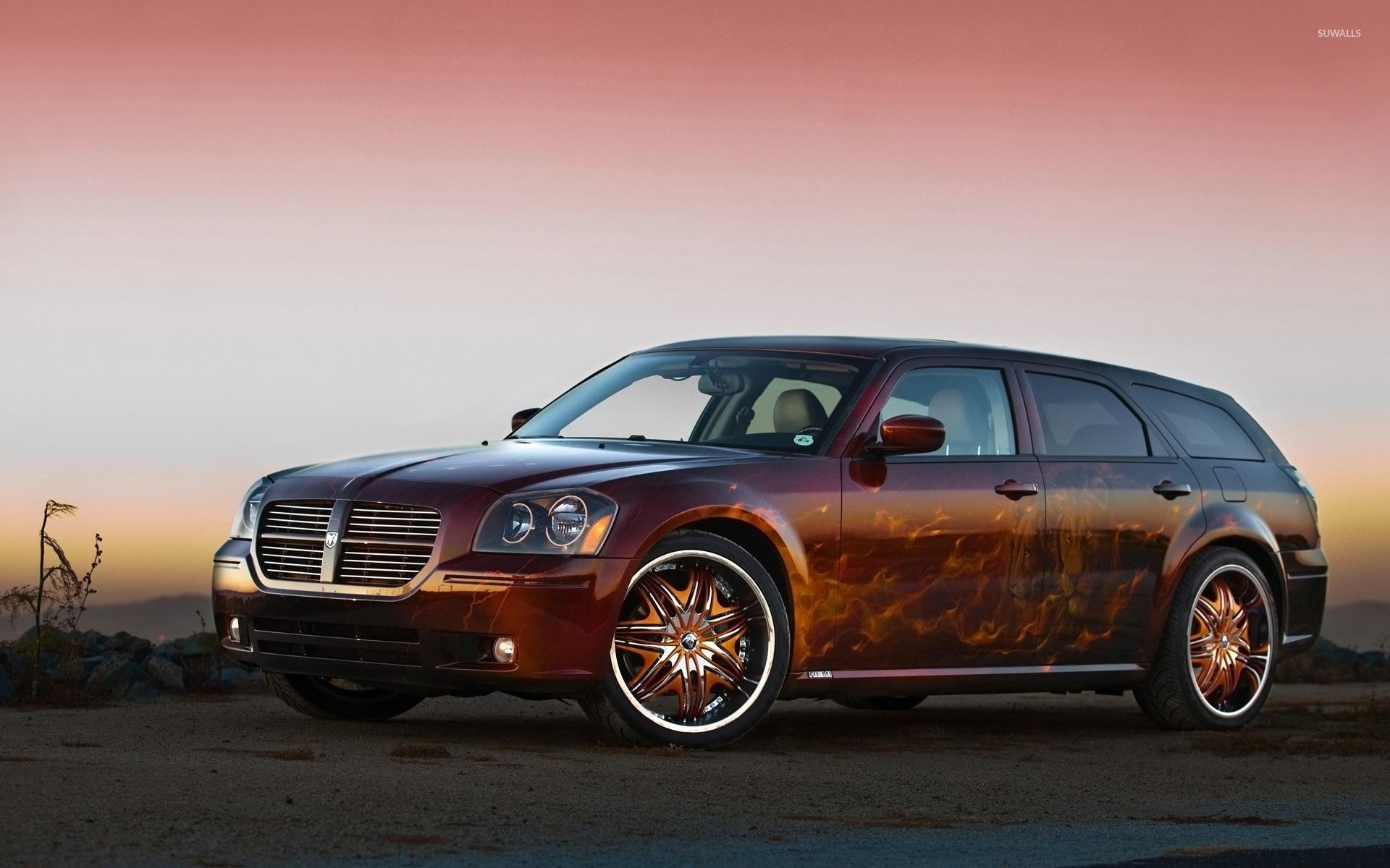 Jaguar Car Wallpapers Hd Free Download 2008 Dodge Magnum Wallpaper Car Wallpapers 10341
