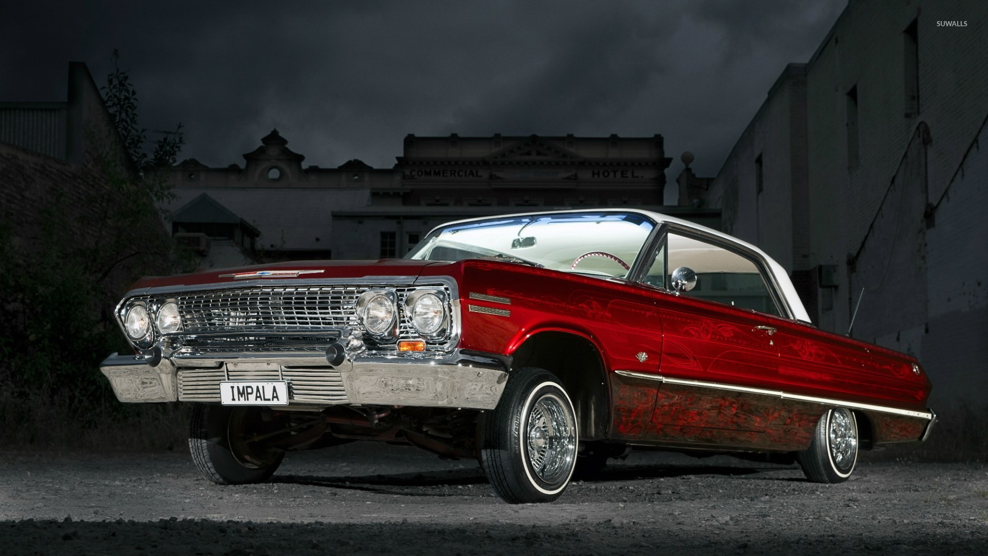 Free Bmw Car Wallpapers Download Chevrolet Impala Wallpaper Car Wallpapers 41392