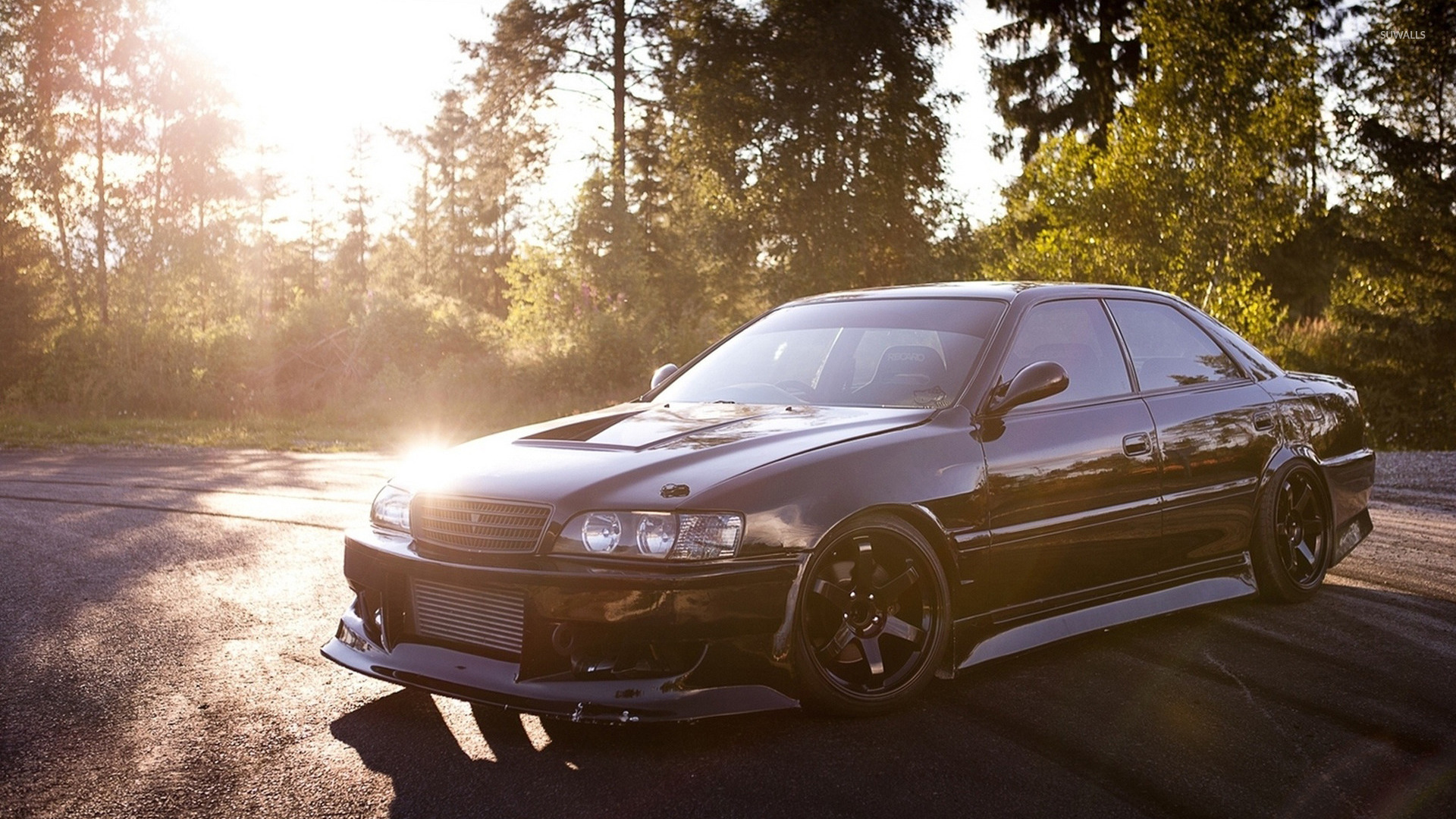 Toyota Camry Hd Wallpapers Toyota Chaser Wallpaper Car Wallpapers 38446