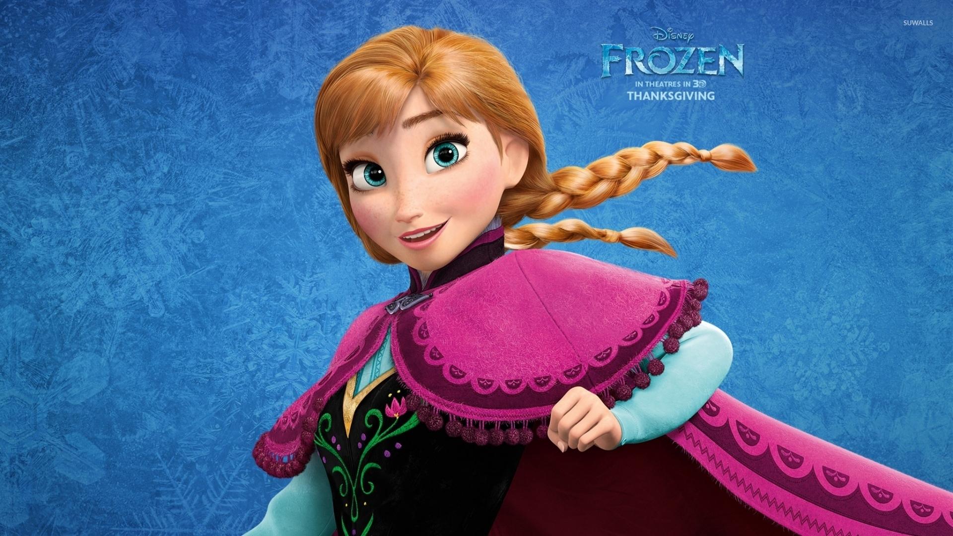 Falls Hd Wallpaper Free Download Anna Frozen 5 Wallpaper Cartoon Wallpapers 32659