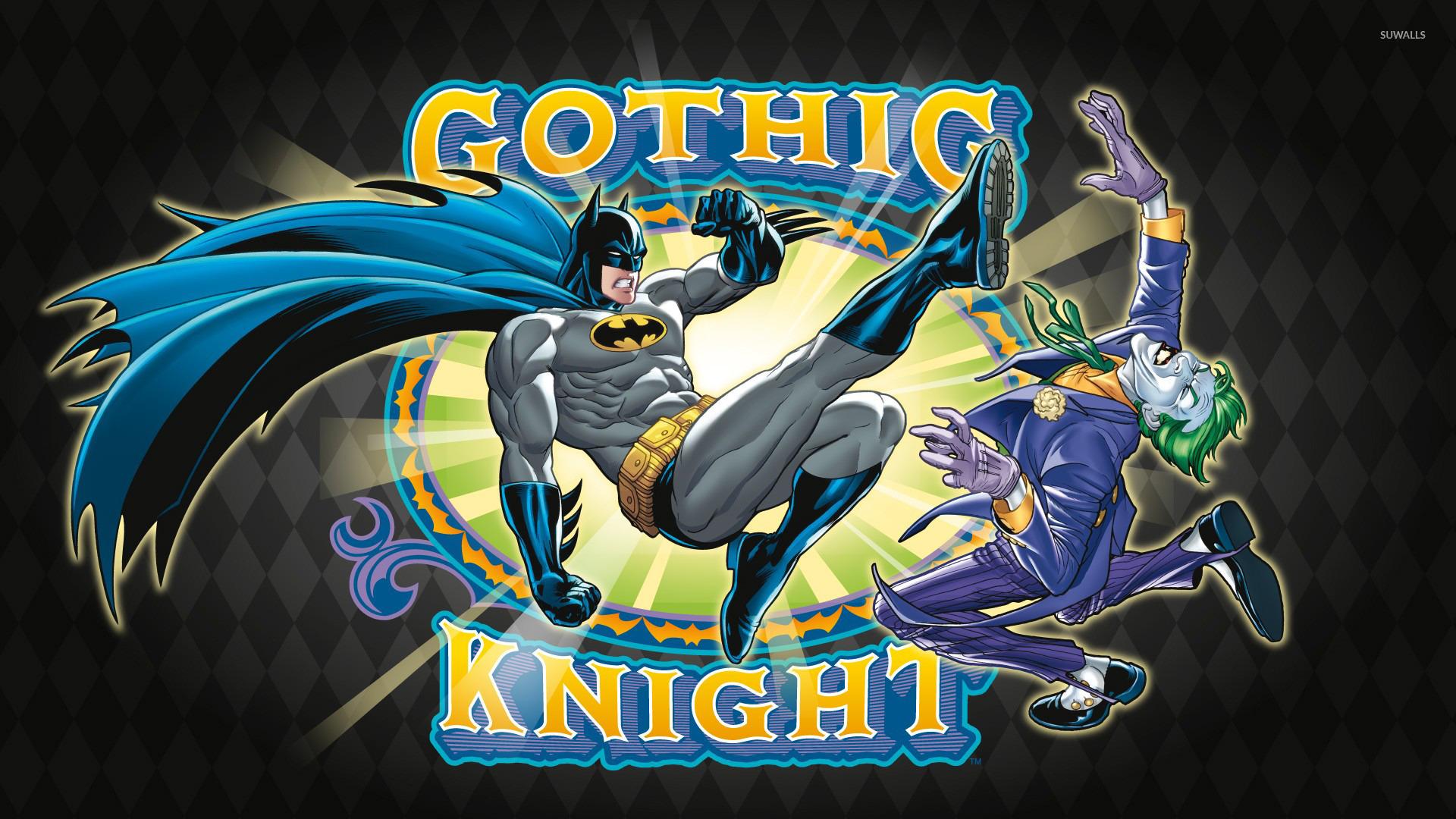 Gravity Falls Wallpaper 4k Batman Vs Joker 2 Wallpaper Cartoon Wallpapers 15916