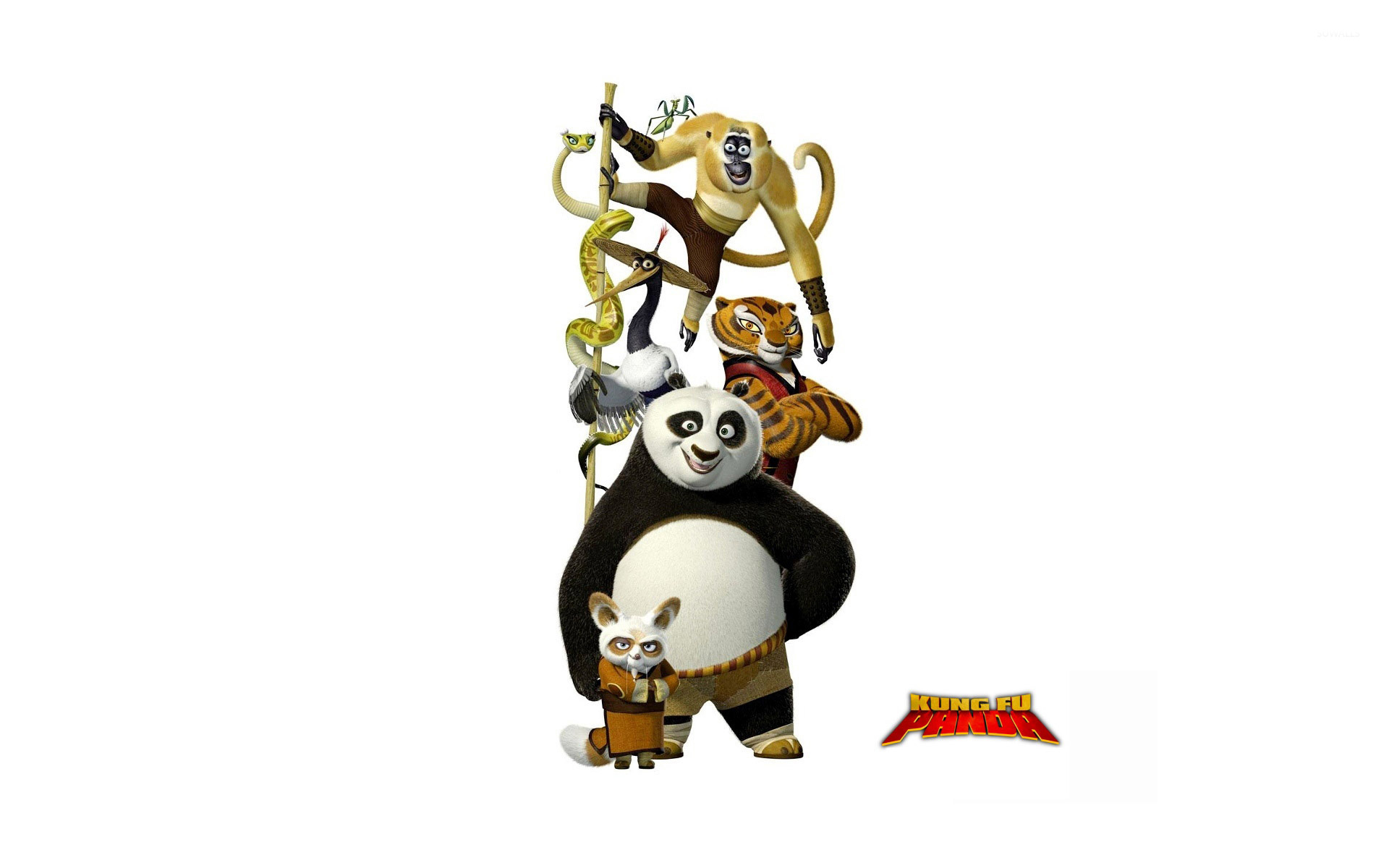 Kung Fu Panda Wallpapers With Quotes Kung Fu Panda 4 Wallpaper Cartoon Wallpapers 4896