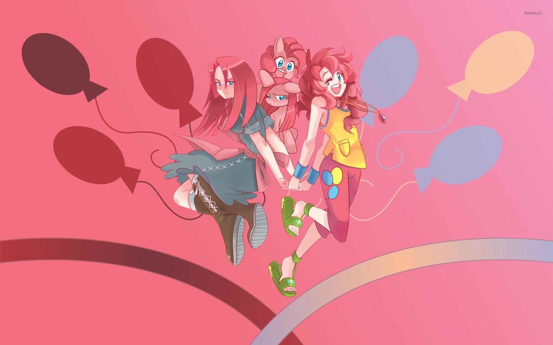 My Little Pony Equestria Girl Wallpaper Hd Pinkie Pie And Her Equestria Girl Wallpaper Cartoon