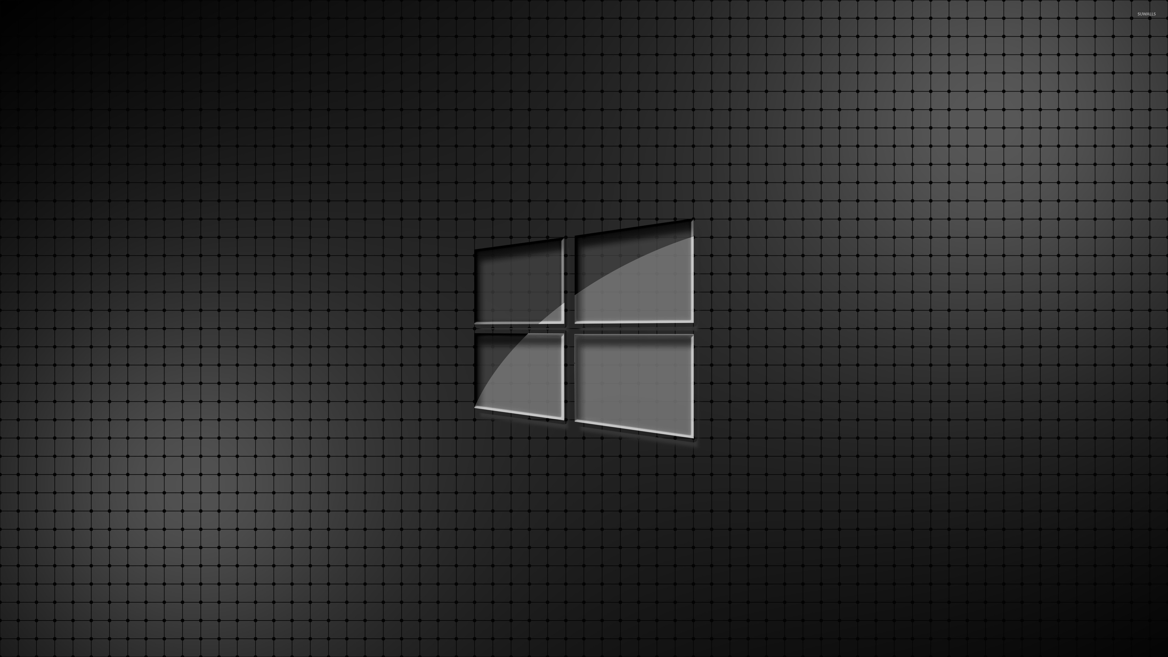Dual Screen Wallpaper Fall Glass Windows 10 On A Grid Wallpaper Computer Wallpapers