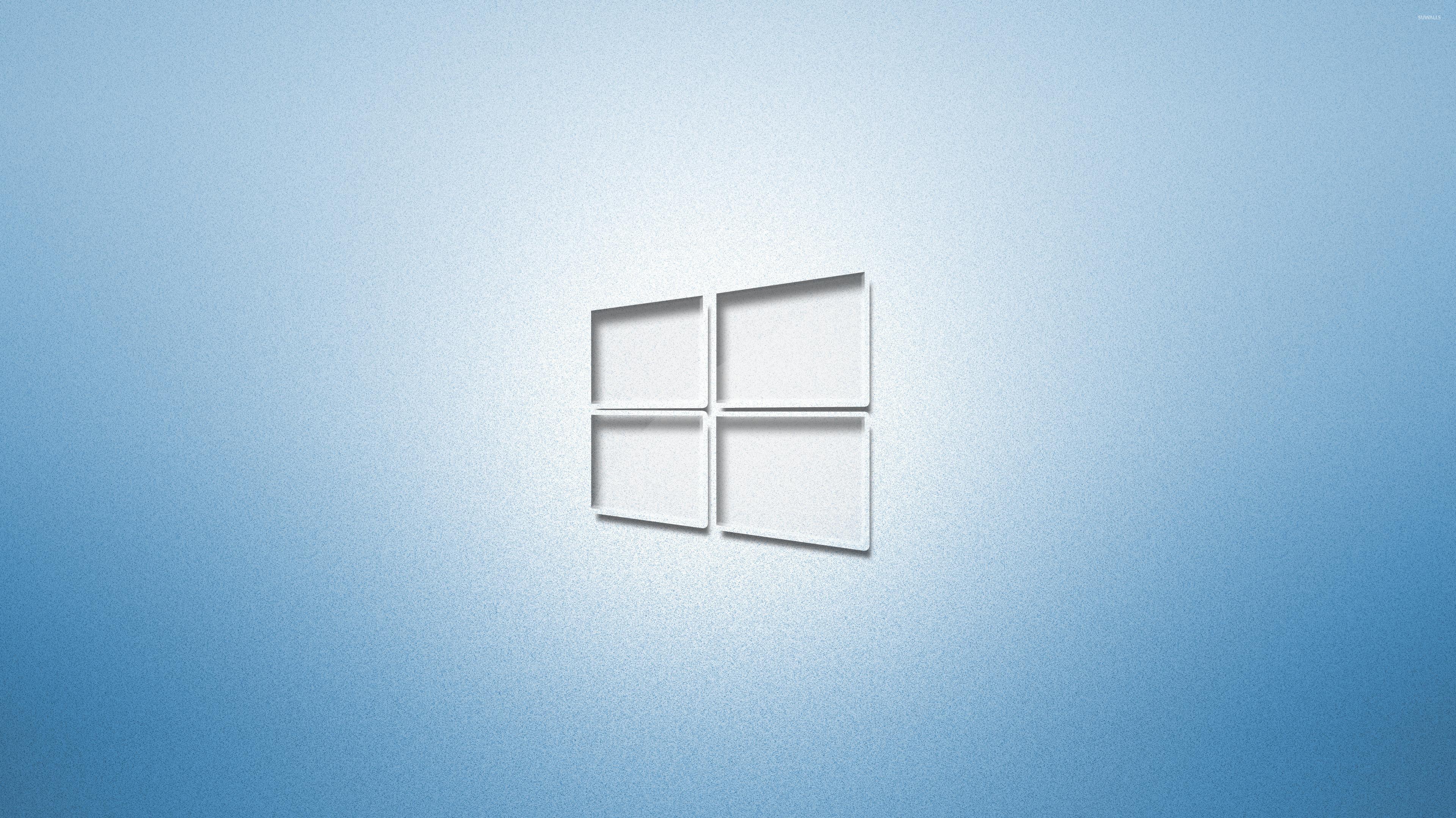 Computer Lock Screen Wallpapers Girls Glass Windows 10 On Light Blue Wallpaper Computer
