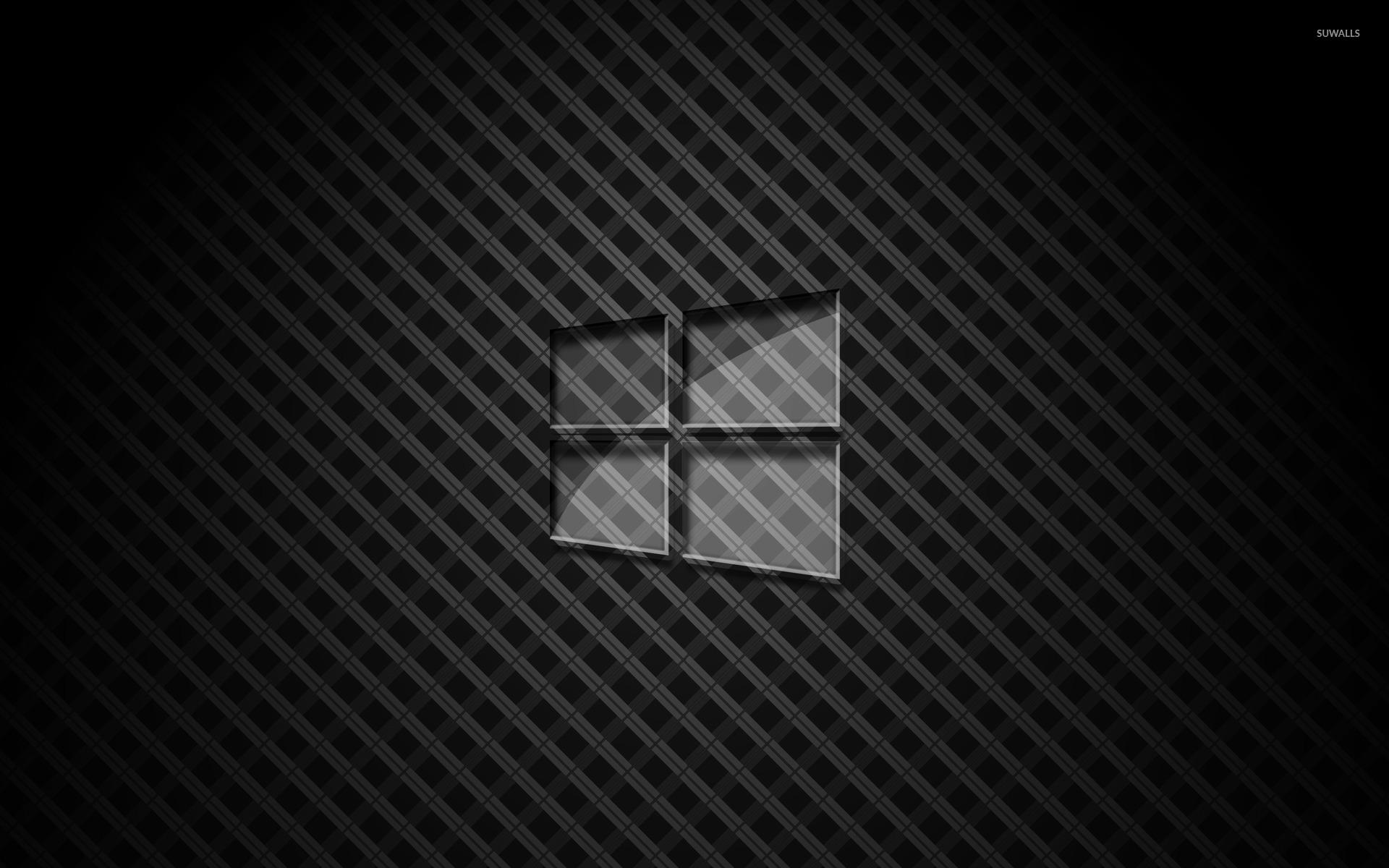 Fall Autumn Computer Wallpaper Glass Windows 10 On Square Pattern 2 Wallpaper