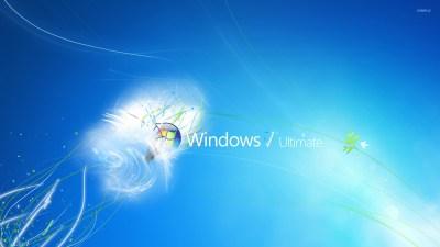 Windows 7 Ultimate [2] wallpaper - Computer wallpapers - #5482