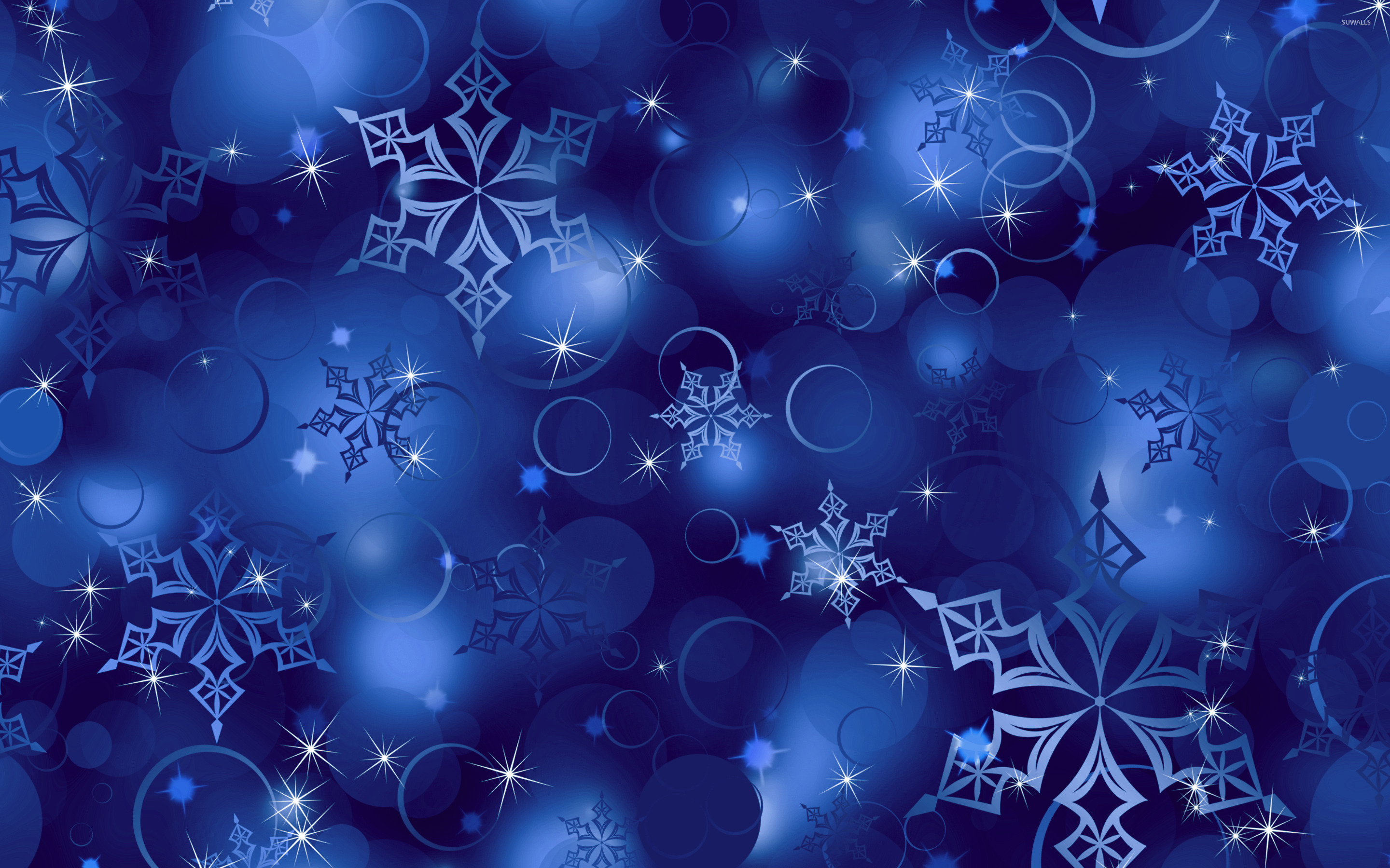 Falling Snow Animated Wallpaper Snowflakes 4 Wallpaper Digital Art Wallpapers 25755
