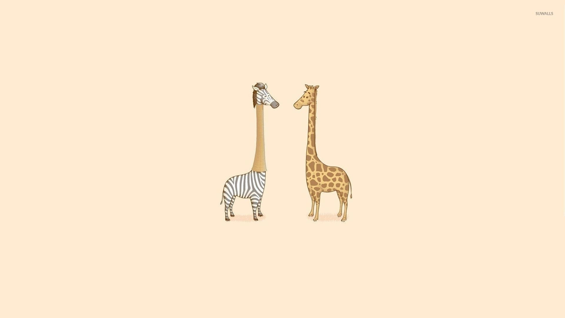 Hamilton Quotes Wallpaper For A Laptop Giraffe And Zebra Being Friends Wallpaper Funny