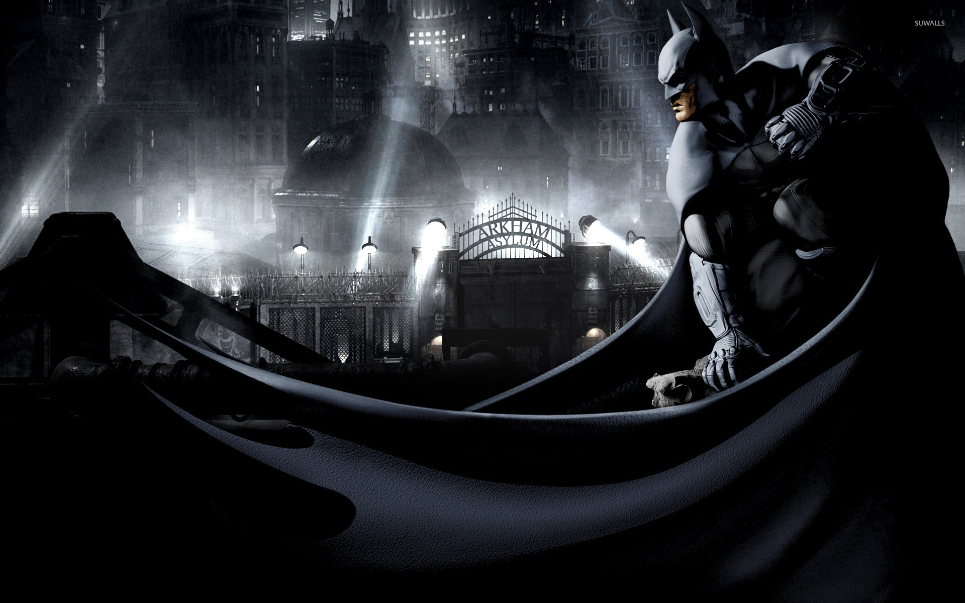 Murugan 3d Wallpaper Batman Arkham City 7 Wallpaper Game Wallpapers 44916