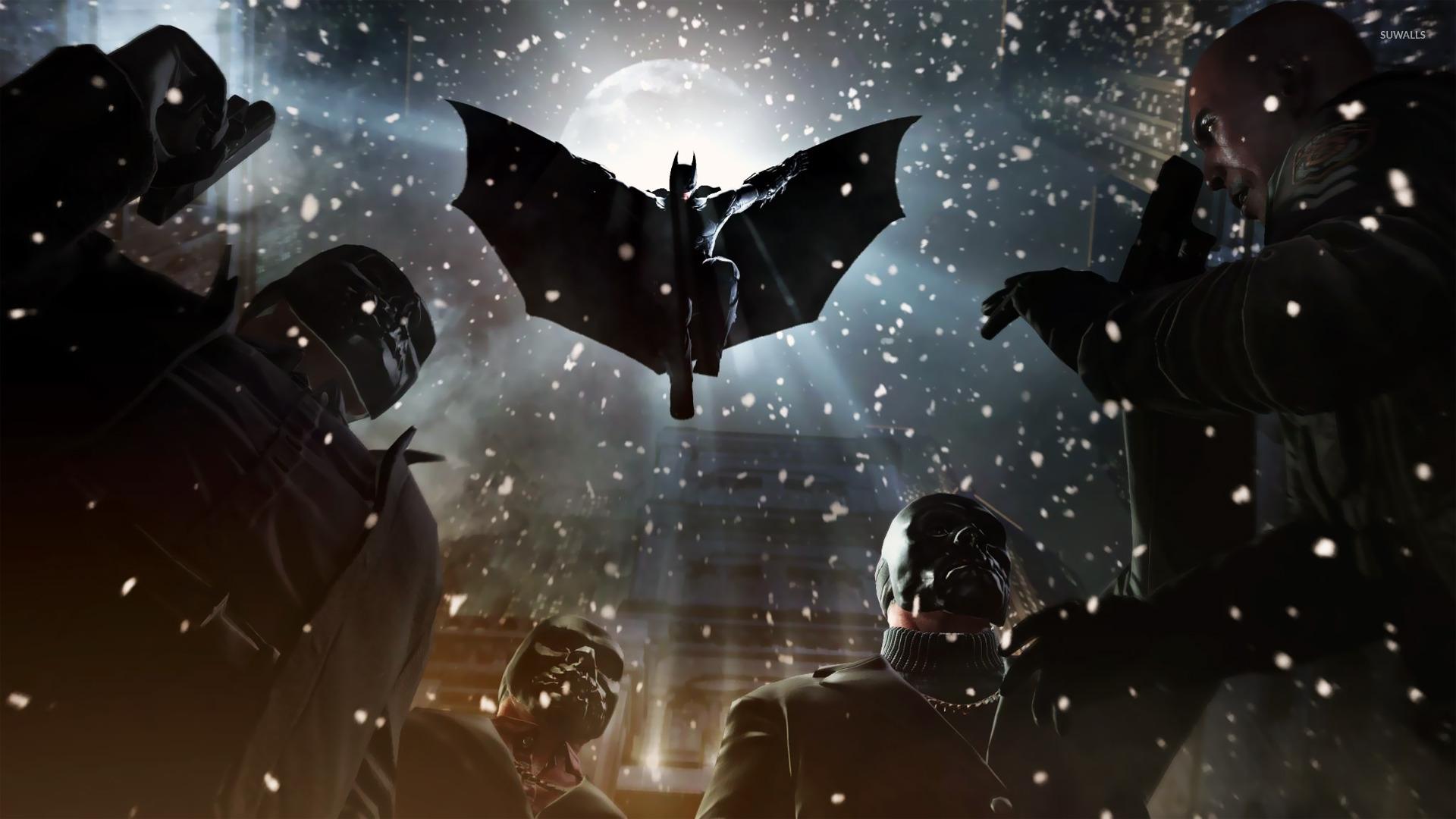 Joker Quotes Wallpaper Hd 1080p Batman Arkham Origins 3 Wallpaper Game Wallpapers