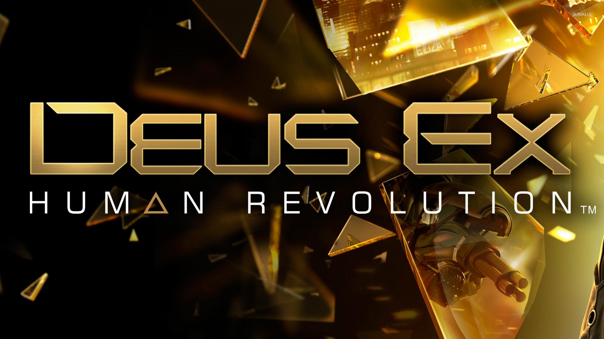 Deus Ex Human Revolution Quotes Wallpaper Deus Ex Human Revolution 4 Wallpaper Game Wallpapers