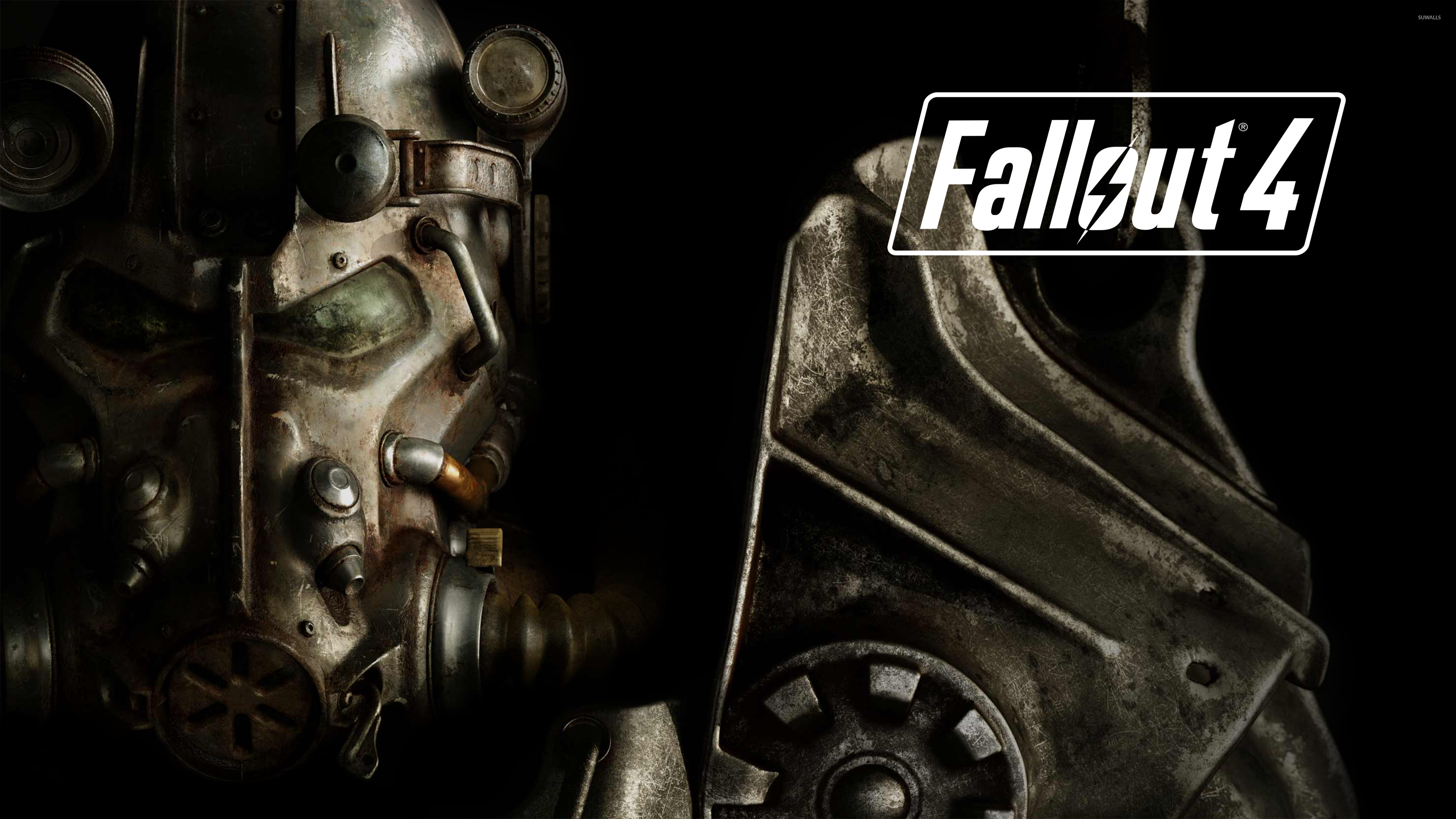 Fall Hd Wallpapers 1080p Widescreen Fallout 4 Armor Wallpaper Game Wallpapers 49720