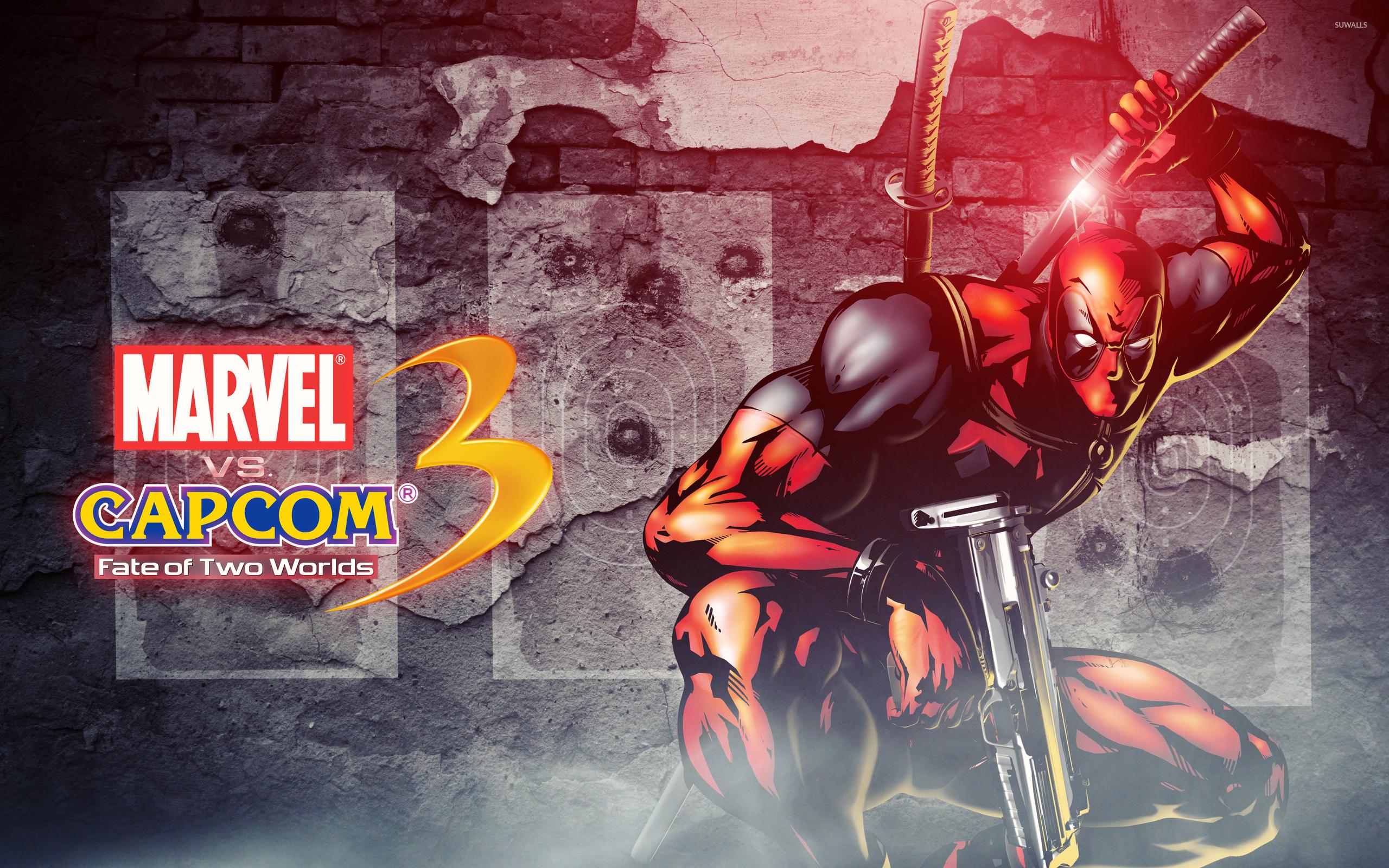 40k Quotes Wallpapers Marvel Vs Capcom Deadpool Wallpaper Game Wallpapers 2441