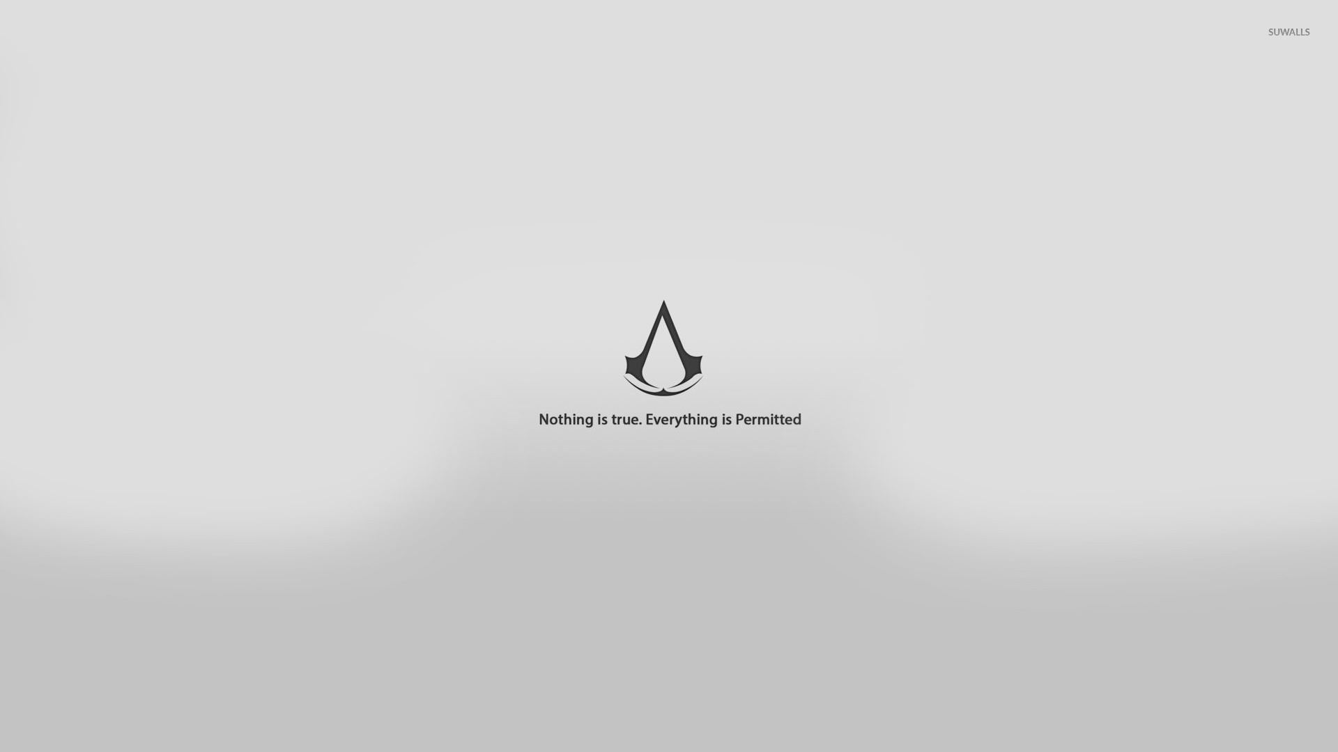 Assassins Creed Wallpaper Hd 1080p Nothing Is True Everything Is Permitted Wallpaper Game