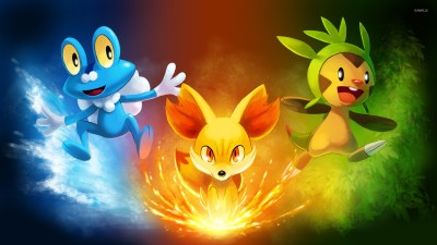 Pokemon X and Y wallpaper - Game wallpapers - #21692