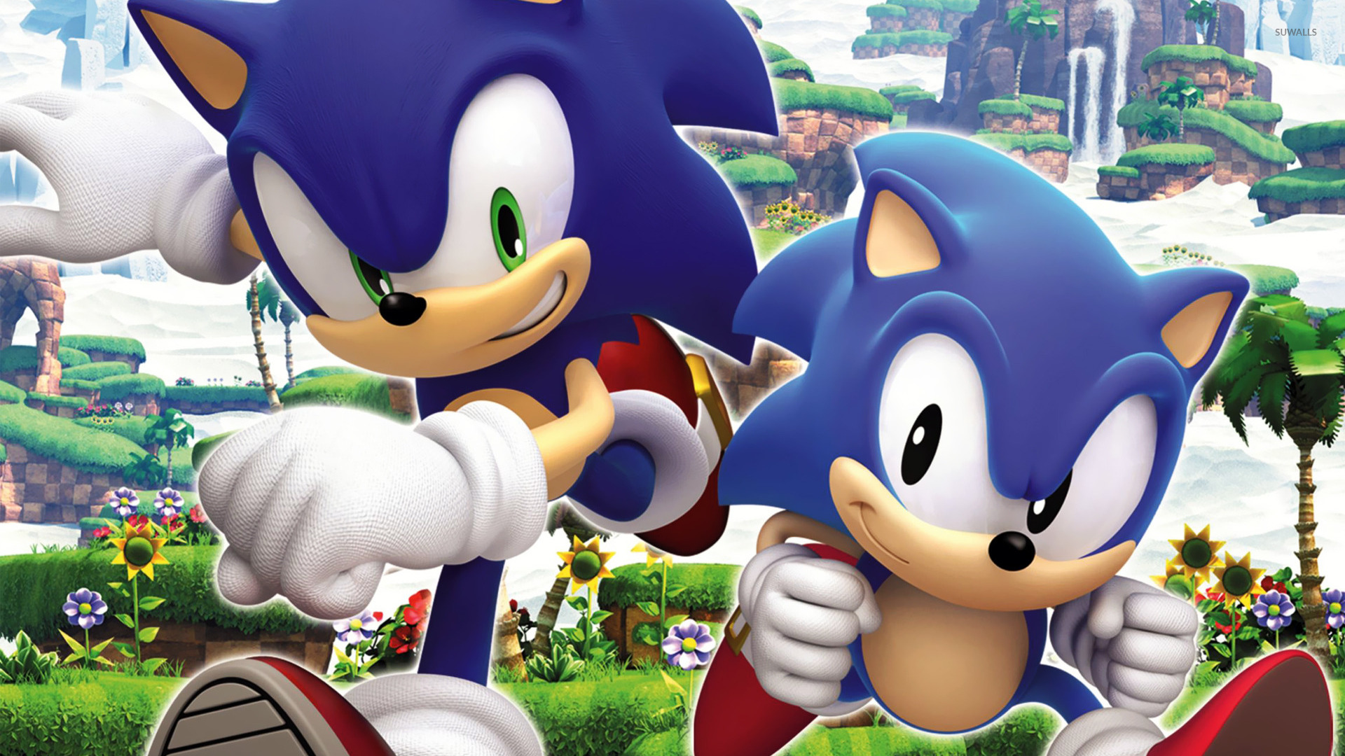 40k Quotes Wallpapers Sonic Generations Wallpaper Game Wallpapers 14283