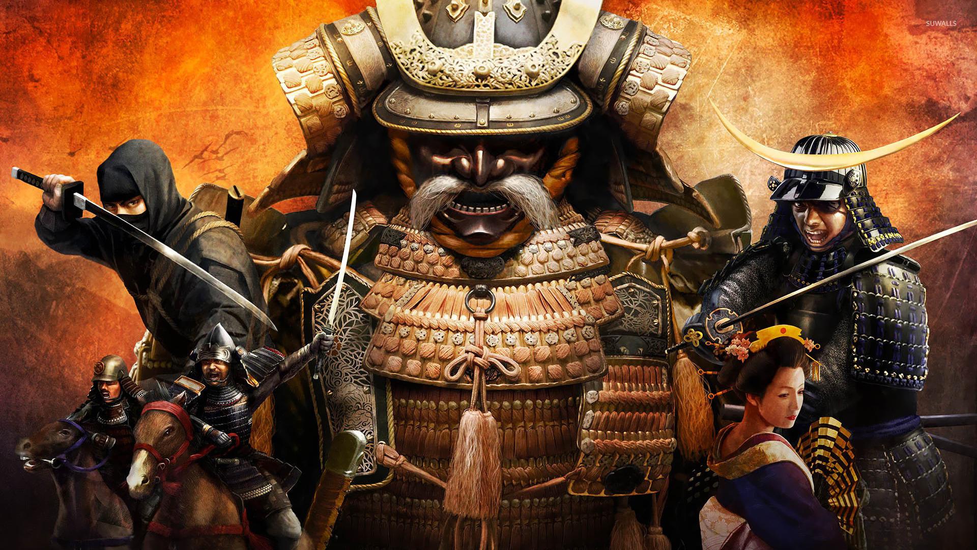Shogun 2 Fall Of The Samurai Wallpaper Total War Shogun 2 Wallpaper Game Wallpapers 17013