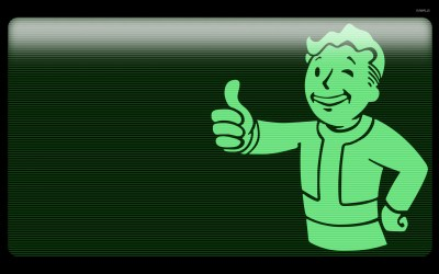 Vault Boy - Fallout [2] wallpaper - Game wallpapers - #23505