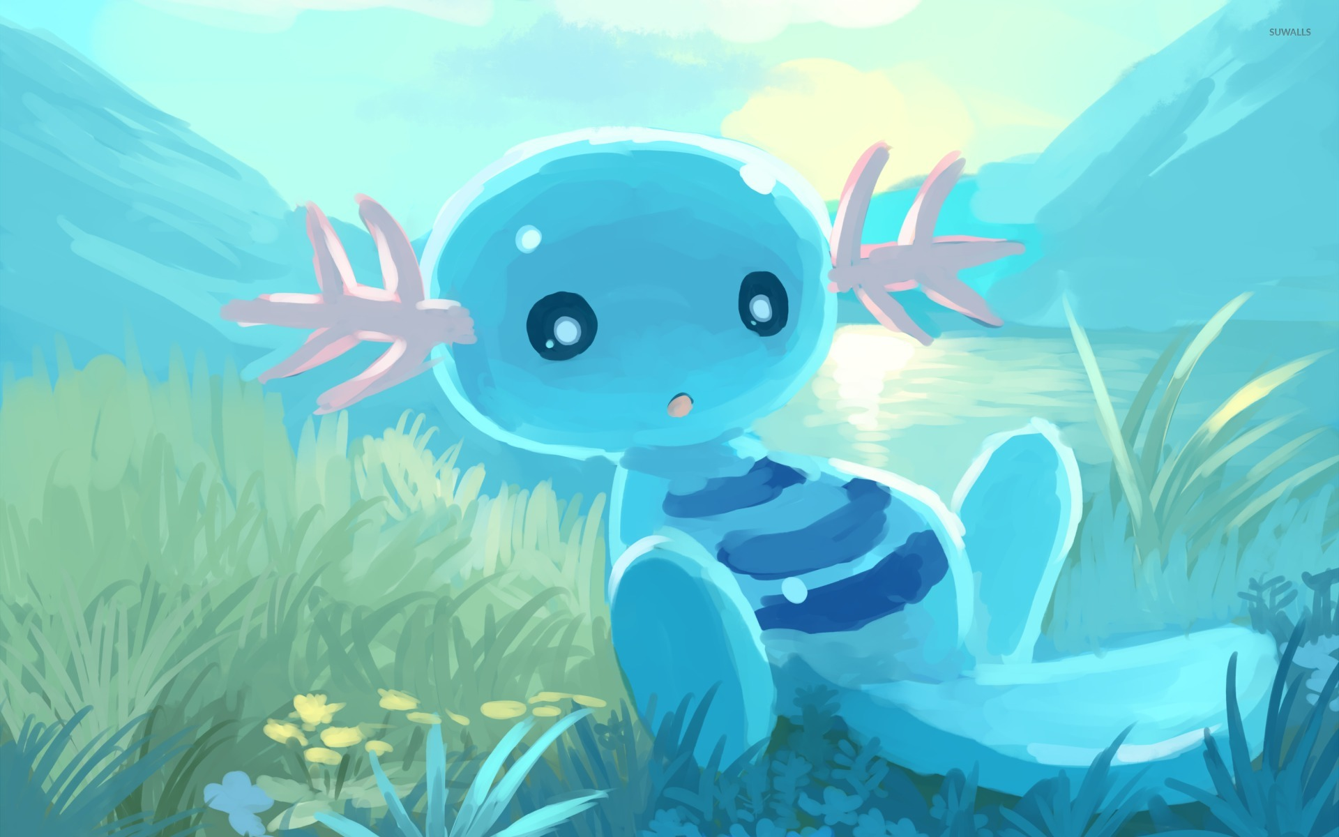 40k Quotes Wallpapers Wooper From Pokemon Wallpaper Game Wallpapers 51608