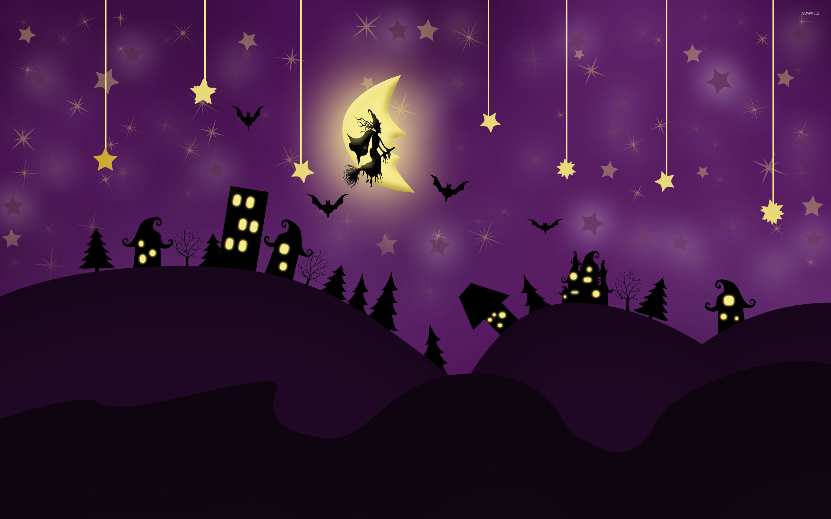Cute Girly Skull Wallpapers Halloween Night Wallpaper Holiday Wallpapers 24304
