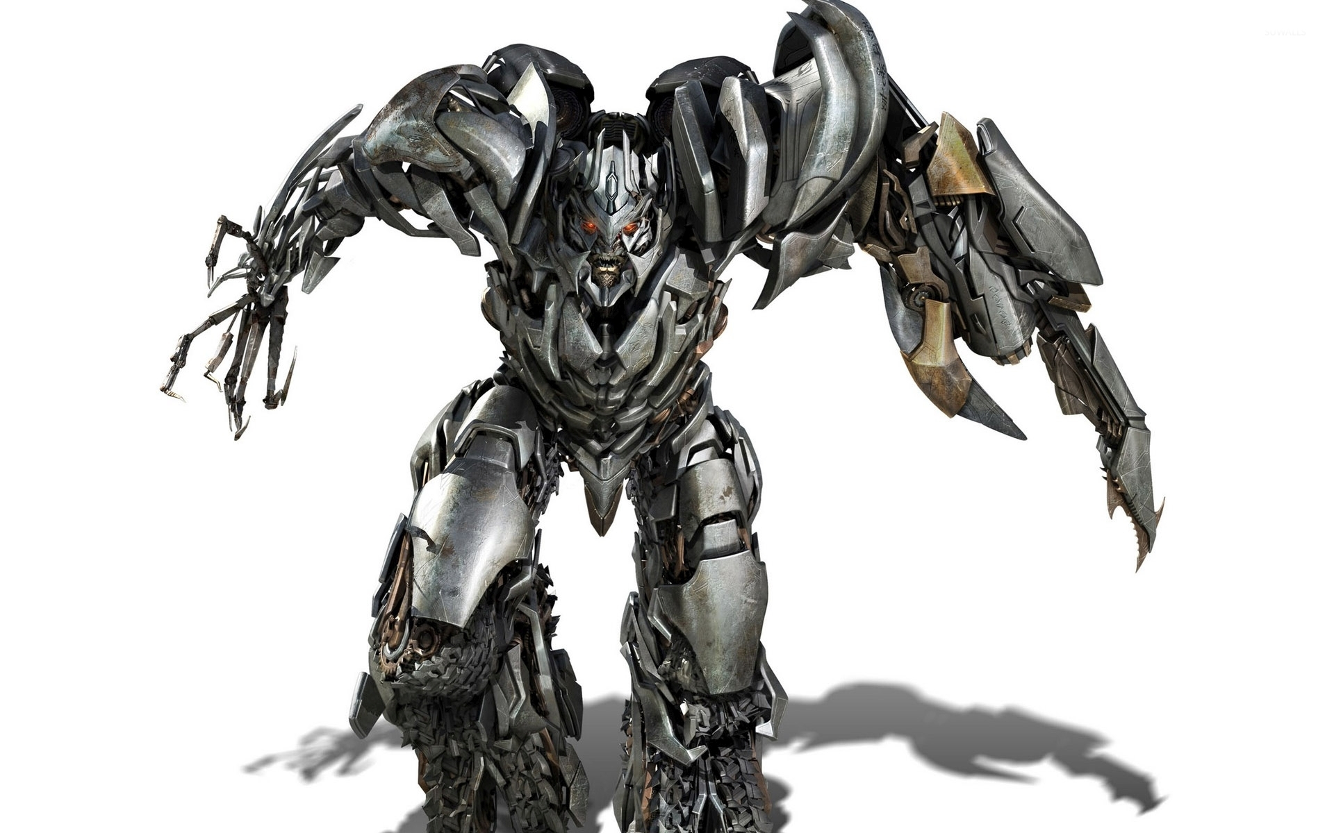 Transformers 3d Wallpapers Free Download Megatron Transformers 2 Wallpaper Movie Wallpapers