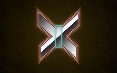 Silver X-Men logo wallpaper - Movie wallpapers - #47484