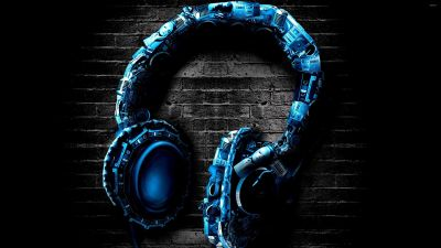 Awesome headphones wallpaper - Music wallpapers - #28558