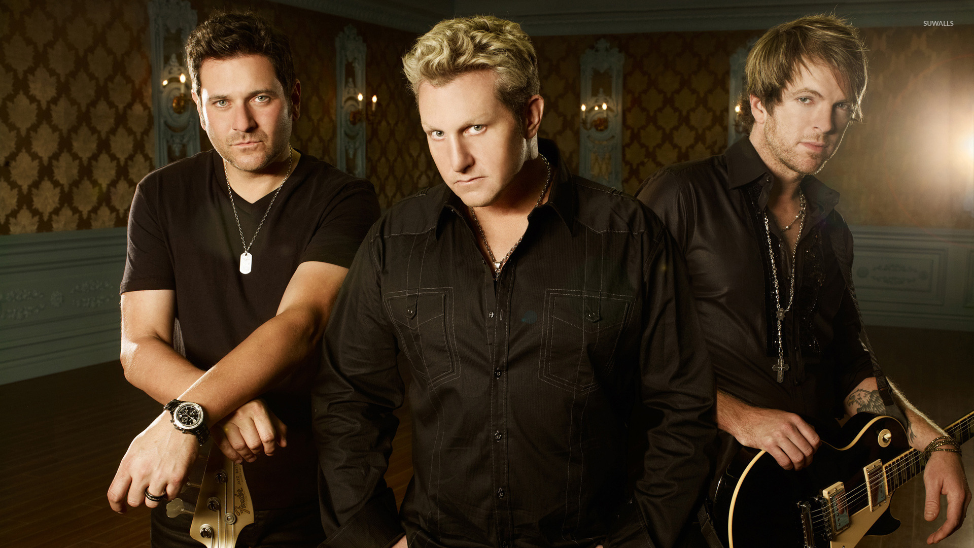 Guitar Hd Wallpapers With Quotes Rascal Flatts 2 Wallpaper Music Wallpapers 29248